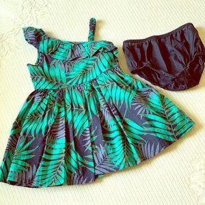 Genuine Kids by Oshkosh Dress Size 18 months